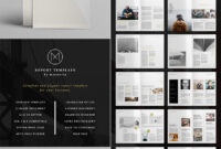 25+ Best Annual Report Templates – With Creative Indesign inside Ind Annual Report Template
