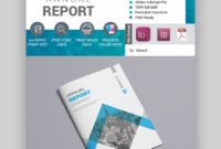25+ Best Annual Report Templates – With Creative Indesign inside Summary Annual Report Template
