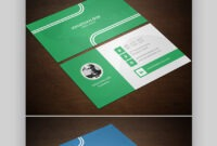25 Best Personal Business Cards Designed For Better in Networking Card Template