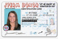 25 Images Of California Id Card Template Photoshop pertaining to Florida Id Card Template