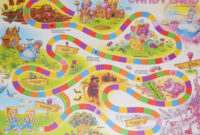 25 Images Of Life-Size Candyland Game Piece Template regarding Blank Candyland Template