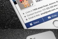 25 New Modern Business Card Templates (Print Ready Design regarding Iphone Business Card Template