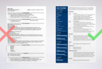 25 Resume Templates For Microsoft Word [Free Download] pertaining to Resume Templates Word 2013