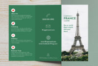 25+ Trifold Brochure Examples To Inspire Your Design pertaining to Good Brochure Templates