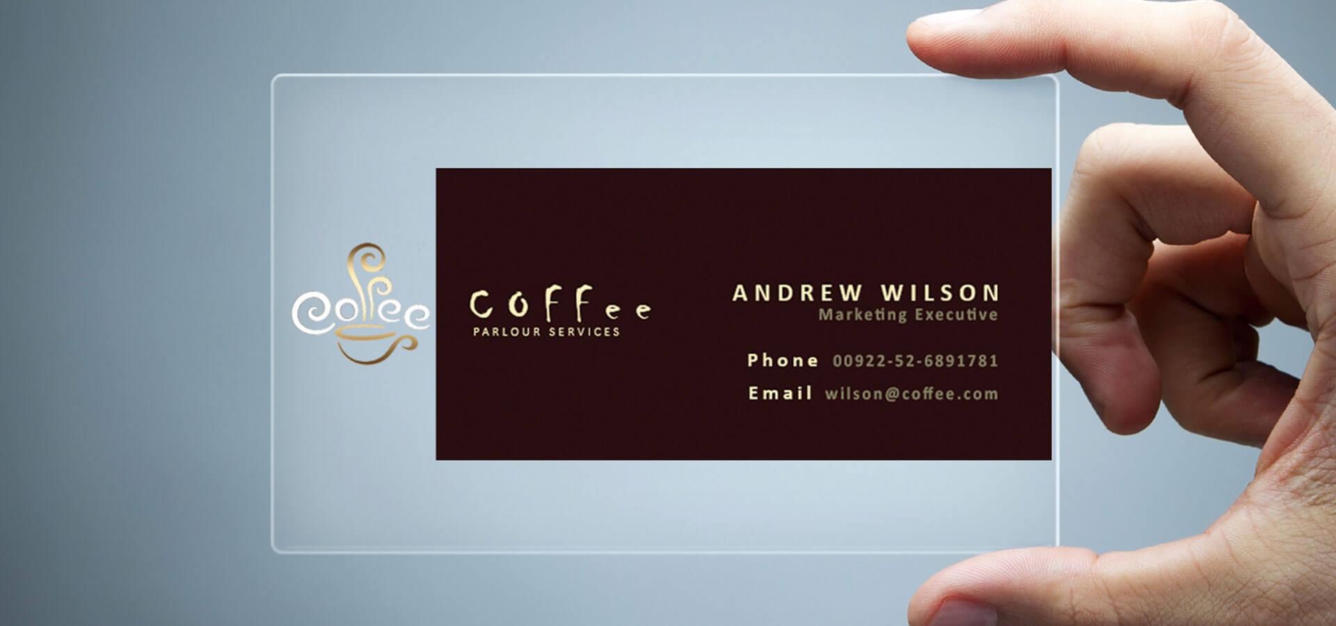 26+ Transparent Business Card Templates - Illustrator, Ms With Free Business Card Templates In Psd Format