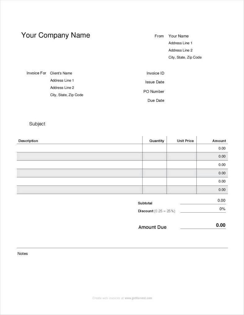 27+ Free Pay Stub Templates - Pdf, Doc, Xls Format Download Pertaining To Pay Stub Template Word Document