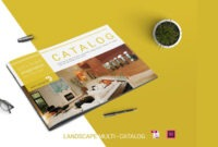 27+ Landscape Brochures – Free Psd, Google Doc, Apple Pages within Illustrator Brochure Templates Free Download