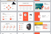 27+ Red Company Annual Report Powerpoint Templates within Annual Report Ppt Template