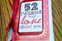 28+ [ 52 Things I Love About You Cards Template ] | 20 for 52 Things I Love About You Cards Template