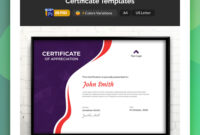 28 Attention-Grabbing Certificate Templates – Colorlib regarding No Certificate Templates Could Be Found