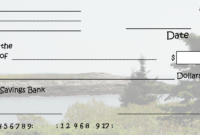 28+ [ Cheque Template Free ] | 24 Free Bank Check Templates intended for Fun Blank Cheque Template