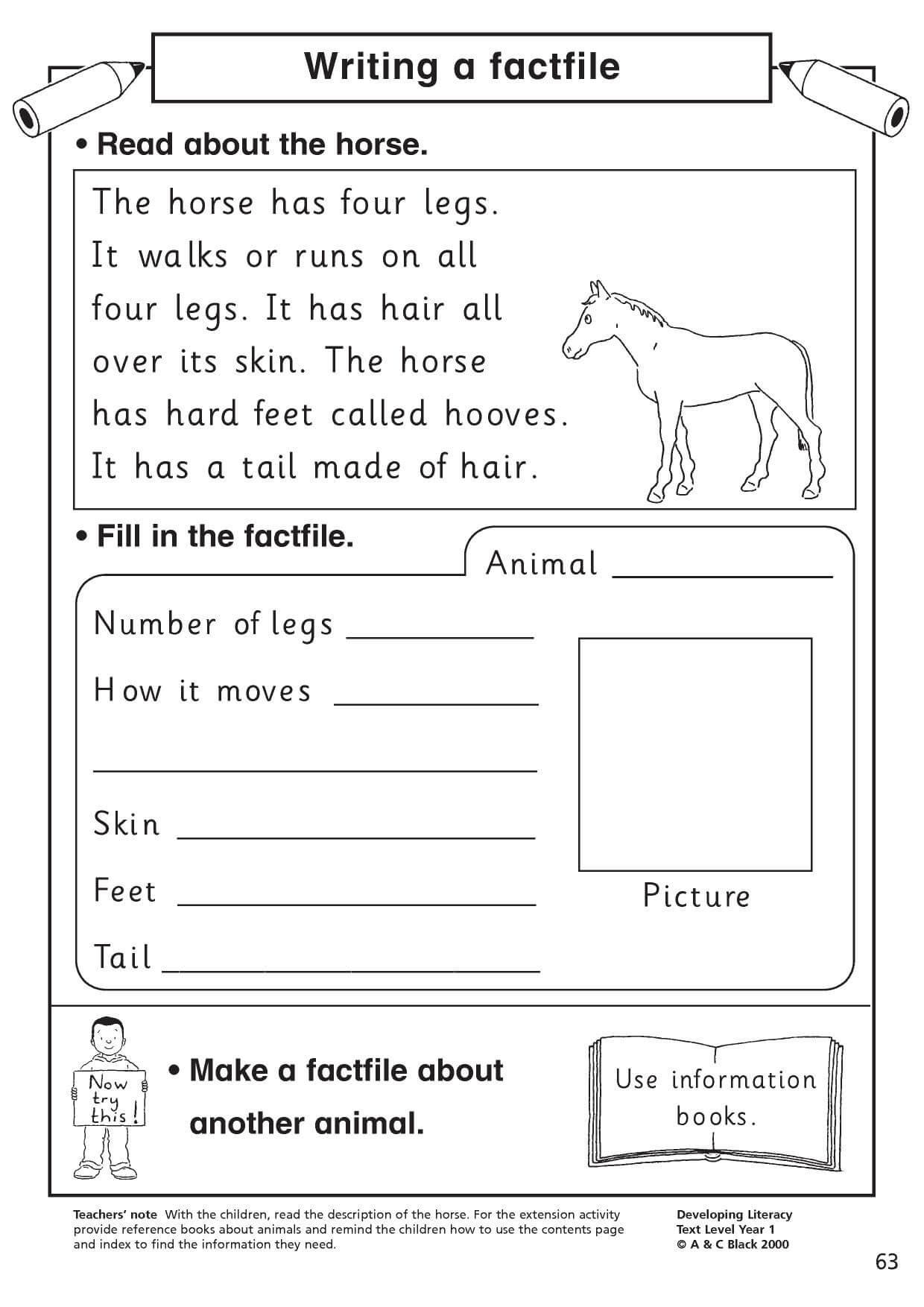 28+ [ Chronological Report Template ] | Example Of A Non Inside Report Writing Template Ks1