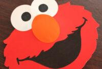 28+ [ Elmo Birthday Card Template ] | Sesame Street Party for Elmo Birthday Card Template