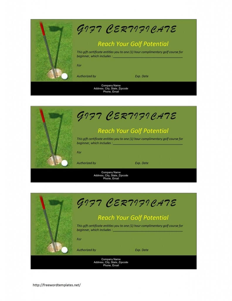 28+ [ Golf Certificate Templates ] | Search Results For Free Within Golf Certificate Templates For Word