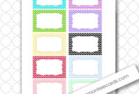 28+ [ Index Card Template 4X6 ] | 8 Best Images Of 4X6 Index for Blank Index Card Template