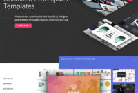 29+ Animated Powerpoint Ppt Templates (With Cool Interactive regarding Powerpoint Photo Slideshow Template