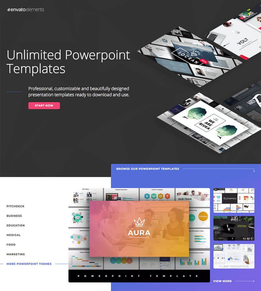 29+ Best Powerpoint Ppt Template Designs (For 2019 Throughout How To Design A Powerpoint Template