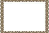 29 Images Of Christian Blank Borderless Certificate Template in Borderless Certificate Templates