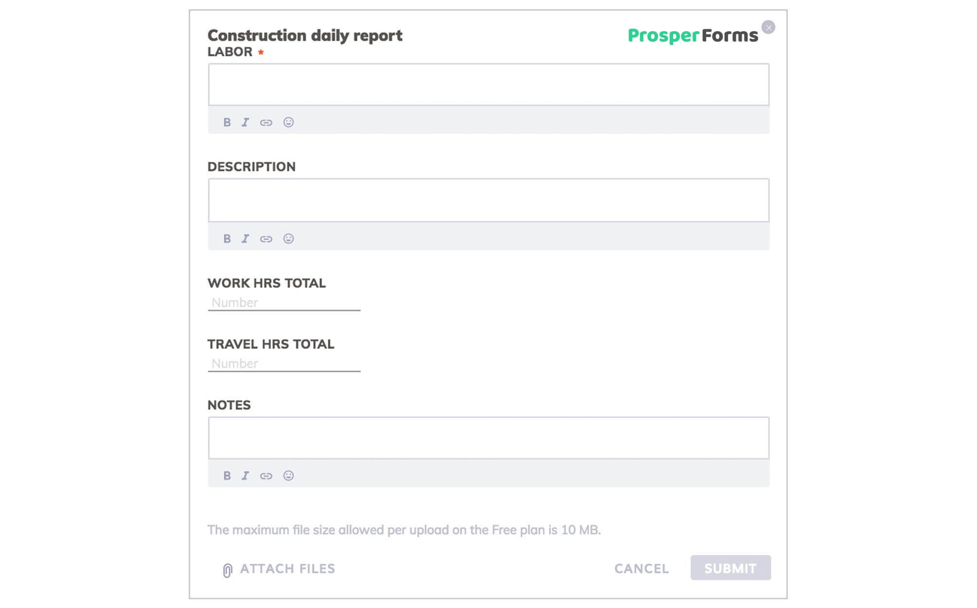 3 Best Examples: Daily Report Template | Free Templates Download Inside Best Report Format Template