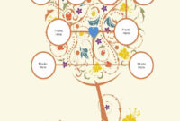 3 Generation Family Tree Generator | All Templates Are Free for 3 Generation Family Tree Template Word