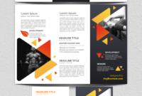3 Panel Brochure Template Google Docs 2019 | Graphic Design with regard to Travel Brochure Template Google Docs
