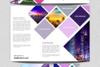 3 Panel Brochure Template Google Docs Free   Graphic Design in Google Docs Travel Brochure Template