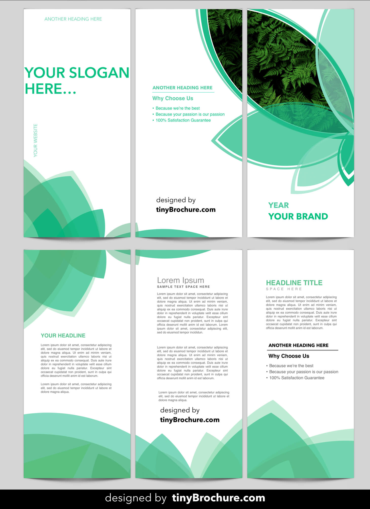 3 Panel Brochure Template Word Format Free Download In Microsoft Word Brochure Template Free