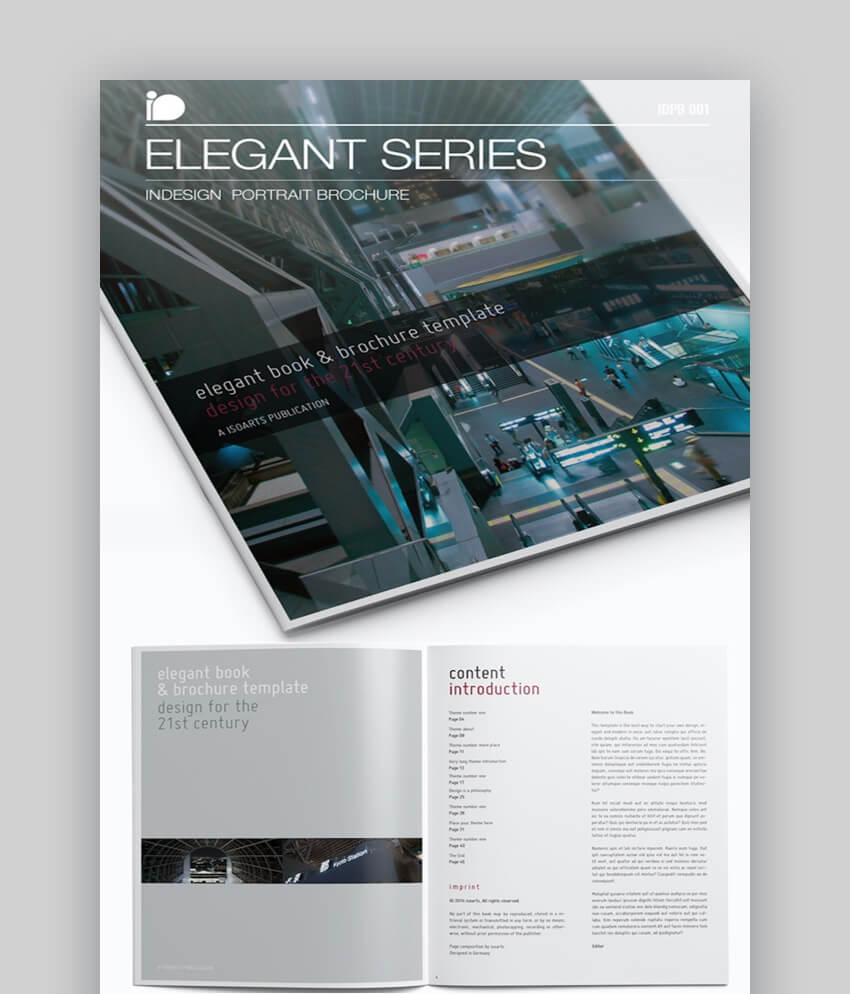 30 Best Indesign Brochure Templates - Creative Business Within Adobe Indesign Brochure Templates