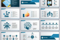 30+ Blue Annual Report Powerpoint Templates | Powerpoint intended for Annual Report Ppt Template