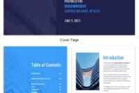 30+ Business Report Templates Every Business Needs – Venngage with Simple Business Report Template