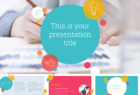 30 Free Google Slides Templates For Your Next Presentation throughout Fun Powerpoint Templates Free Download