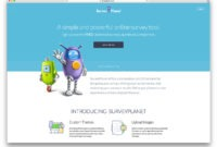 30 Tools & Plugins For Creating Online Surveys For WordPress pertaining to Poll Template For Word