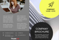 33 Free Brochure Templates (Word + Pdf) ᐅ Template Lab for Fancy Brochure Templates