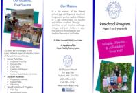 33 Free Brochure Templates (Word + Pdf) ᐅ Template Lab inside Online Brochure Template Free