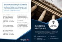 33 Free Brochure Templates (Word + Pdf) ᐅ Template Lab within Online Brochure Template Free