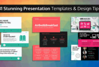 33 Stunning Presentation Templates And Design Tips Inside How To Design A Powerpoint Template