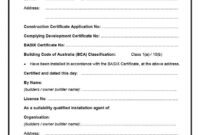 40 Free Certificate Of Conformance Templates & Forms ᐅ In Certificate Of Conformity Template Free