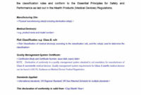 40 Free Certificate Of Conformance Templates & Forms ᐅ pertaining to Certificate Of Manufacture Template