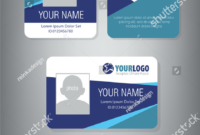 43+ Professional Id Card Designs – Psd, Eps, Ai, Word | Id in Employee Card Template Word