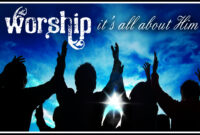 46+] Christian Praise And Worship Wallpaper On Wallpapersafari intended for Praise And Worship Powerpoint Templates