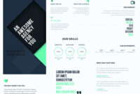 5 Free Online Brochure Templates To Create Your Own Brochure   Regarding Online Free Brochure Design Templates