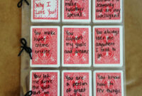 52 Reasons I Love You-Write Reasons With Sharpie On Cards regarding 52 Reasons Why I Love You Cards Templates Free