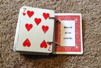 52 Reasons Why I Love You Diy – Lil Bit Intended For 52 Things I Love About You Deck Of Cards Template