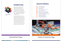 55+ Customizable Annual Report Design Templates, Examples & Tips inside Free Annual Report Template Indesign