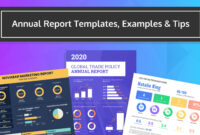 55+ Customizable Annual Report Design Templates, Examples & Tips throughout Annual Budget Report Template