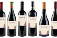 6 Free Printable Wine Labels You Can Customize | Lovetoknow pertaining to Blank Wine Label Template