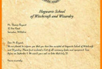 6+ Harry Potter Hogwarts Invite | Management-On-Call in Harry Potter Certificate Template