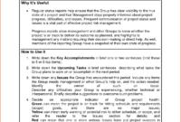 6+ Project Progress Report Template – Bookletemplate within Progress Report Template Doc