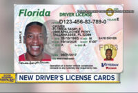 61A14 Florida Driver License Template | Wiring Resources inside Florida Id Card Template