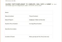 7+ Microsoft Word Report Templates – Bookletemplate pertaining to Incident Report Template Microsoft